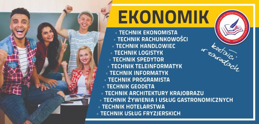 oferta edukacyjna Ekonomika